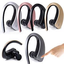 Auricular Inalámbrico Bluetooth Manos Libres Auriculares Estéreo en Oído Auricular con micrófono