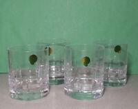Waterford Crystal Whiskey Glasses 16 oz (500 ml) each, Set of 4