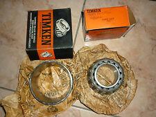 Roulement conique TIMKEN 6320 + 6379 AV TR280 65,09x135,76x53,98 BERLIET RENAULT