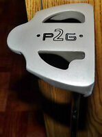 P2G Mallet Style Putter w/ Triple Bend Putter Shaft - New