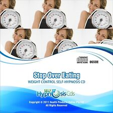 Stop Over Eating - Weight Control Hypnosis CD