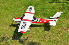 Scale 1.4M Cessna182 RC Propeller Airplane Model RTF Battery Radio ESC Motor