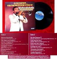 LP Walter Scholz: Goldene Trompetenklänge (Teldec 626075 AF) D 1985