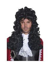 Pirate Captain Caribbean Buccaneer Wig Adult Costume Accessory
