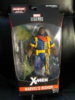 """Marvel Legends 6"""" Bishop X-Men X-Factor w/Sauron BAF Piece New Sealed Complete"""