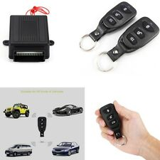 Car Remote Control Central Kit Door Lock Locking Keyless Entry System 10-14V