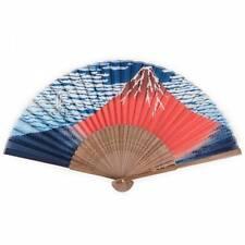 Mount Fuji Japanese Folding Fan