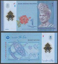 Malaysia 1 MALAYSIAN ND 2012 Polymer P 50 UNC