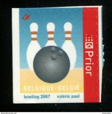 Belgique 3604c MNH 2007. Sport. Bowling.