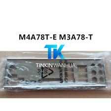 I/O SHIELD back plate BLENDE BRACKET for ASUS  M4A78T-E M3A78-T
