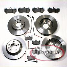 Audi Q7 [4L] - Bremsscheiben Bremsen Bremsbeläge Warnkabel für vorne hinten