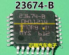 5Pcs 23674-B Oh11214 automotive Pc panel drive Ic chip Qfp-32 New