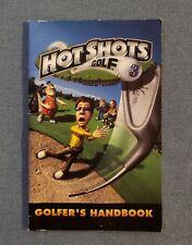 Hot Shots Golf 3 (Sony PlayStation 2, 2003)>>>MANUAL ONLY<<<|FREE USA SHIPPING!