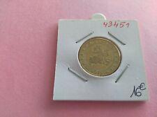 MONACO PIECE 50 CENTIMES EURO CENT 2001 - REF43451