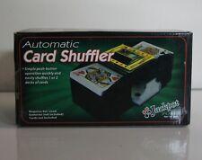 card shuffler automatic