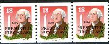 Washington & Monument PRESORT 1st CL Low Gloss PNC3 MNH Scott 2149A Plate 33333