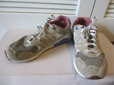 MENS NEW BALANCE REV LITE SUEDE AND MATERIAL GRAY MULTICOLORED SNEAKERS SIZE 13