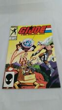 AWESOME Comic Book G.I JOE May 1987. A Must See!
