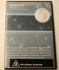 Tonight Magic Moments of Opera, Ballet and Concert DVD