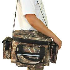 Well Multifunction Outdoor Waterproof Fishing Tackle Pocket Waist Shoulder Bag