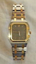 Vintage Audemars Piguet Royal Oak Stainless Steel & 18K Yellow Gold Wristwatch