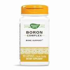 Boron Complex, 3mg x 100 Capsules - Natures Way