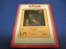 Kenny Rodgers 8 Track, Gideon, No Good Texas,Call Me Up, These Chains,Buckeroos