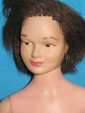 "Vintage 13"" Judy Littlechap Doll- Remco-1963-Nude"