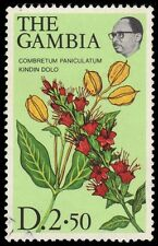 "GAMBIA 365 (SG382) - Kindin Dolo Flowers ""Combretum panculatum"" (pa79080)"