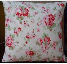 16 X 16 Inch Rosali White Cushion Cover