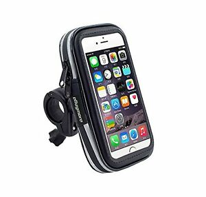 Black Touch Screen Bike Mount Waterproof Phone GPS Case Bike Bicycle Handleba...