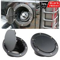 00-06 Chevy Suburban//Tahoe//Avalanche//Yukon Fuel Door Gas Cap Cover Gloss Black