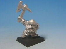 Warhammer Fantasy Battle Marauder Miniatures Dwarf Iron Breaker #3 AoS Metal OOP