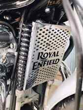 Royal Enfield / OIL COOLER GUARD Fit: Royal Enfield Twins GT Continental 650