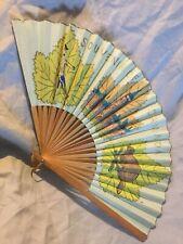 Souvenir Of Canada Paper Fan