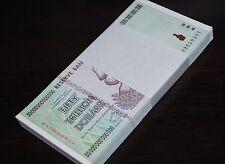 50x 50 TRILLION ZIMBABWE DOLLAR MONEY CURRENCY.UNC* USA SELLER*