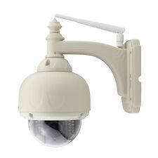IR Cut Pan/Tilt Wireless Wifi Outdoor Waterproof Dome Security Network IP Camera
