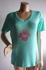 NWT Hallmark Disney Aqua Chronically Groovy Muppets Animal Tee Shirt Top Sz M