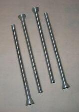 """Lot (4) Plumbers Tube Bending Springs For 3/8"""" OD Soft Copper / Aluminum Tubing"""