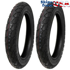 SET OF TWO: Street Tread Tire Size 16x3.0 Fits Electric Bikes, Scooters, e-Bikes
