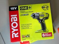 Ryobi One+ 18V 3-Speed Impact Wrench - R18IW