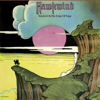WARRIOR ON THE EDGE OF TIME  by HAWKWIND  Vinyl LP  LETV307LP