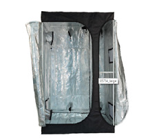 PG120C 3 Chamber tent 1.2m x 0.9m x 1.8m - Hydroponic Progrow Grow Tent