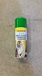 TYGRIS ANTI STATIC FOAMING CLEANER R245 400ML