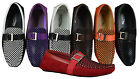MEN'S GIOVANNI SHOES DRESS LOAFER CASUAL SLIP-ON PROM FORMAL WEDDING LIMITED NEW