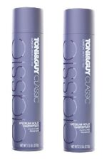 2 TONI & GUY Classic Medium Hold HairSpray, Control With Movement, 7.5 oz Each