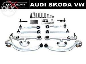 FULL SET WISHBONE TRACK CONTROL ARM KIT AUDI A4 A6  & VW PASSAT 3B /GH-504700M/