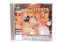 Worms Armageddon (Sony PlayStation 1, 1999)