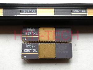 NOS Intel C80287XL i287XL Arithmetic Processor SBCDIP40 x 1pc
