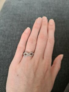 Fossil Damen Ring Gr. 54 925 Silber